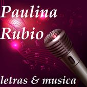 Paulina Rubio Letras&Musica icon