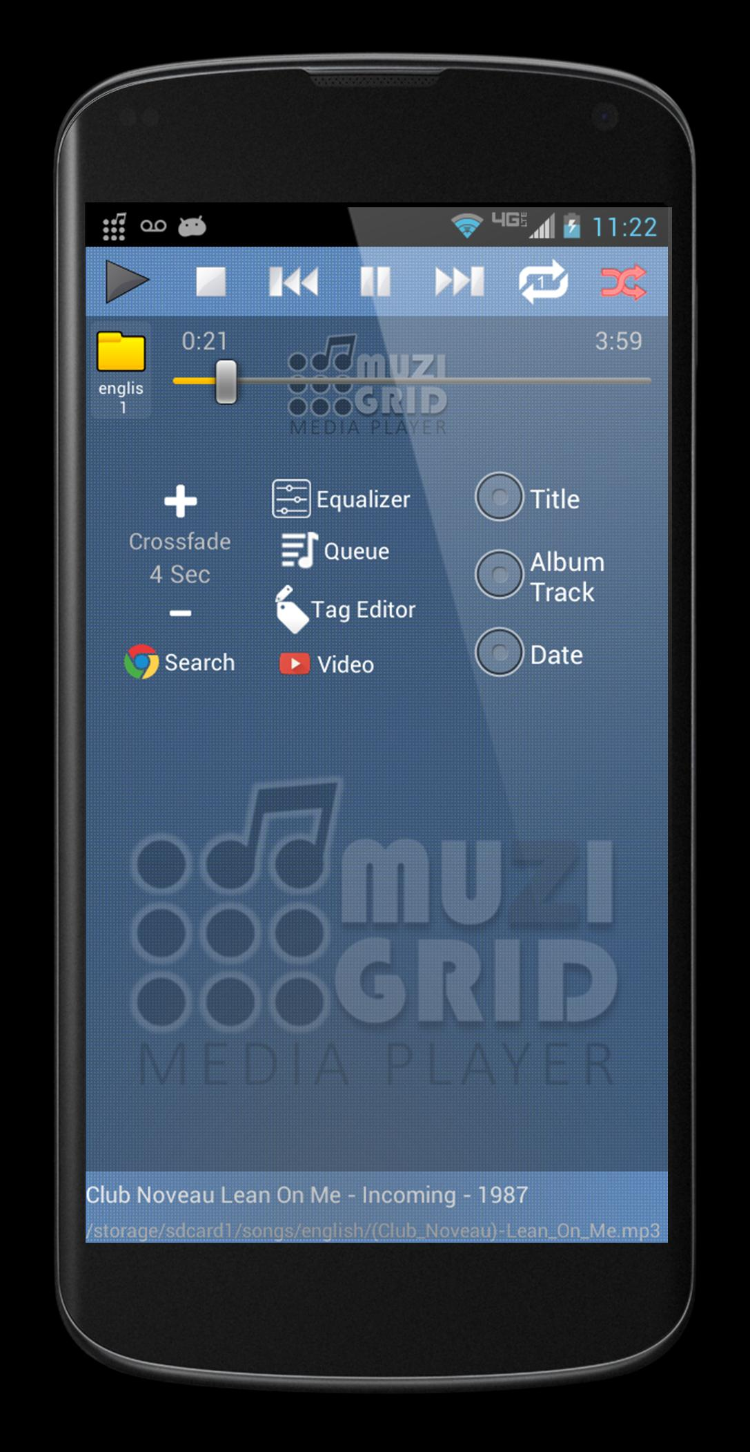 Folder Music Player, Organizer for Android - APK Download