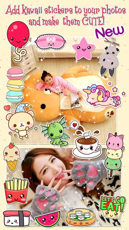 My Kawaii Photo Editor for Android - APK Download