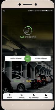 MyCarMyParking apk screenshot