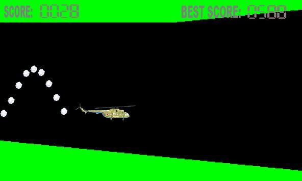 FlappyHelicopter Small apk screenshot