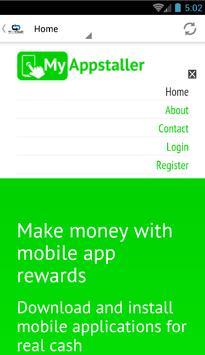 App Install Rewards poster