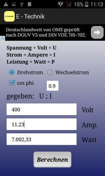 Elektro Technik apk screenshot