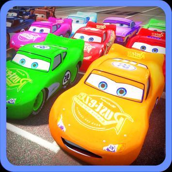Lightning McQueen Championship poster