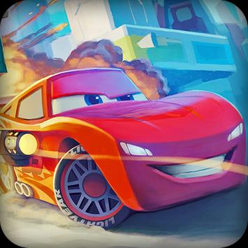 Lightning McQueen Dead Race apk screenshot