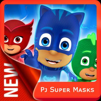 Pj Super Masks Games poster