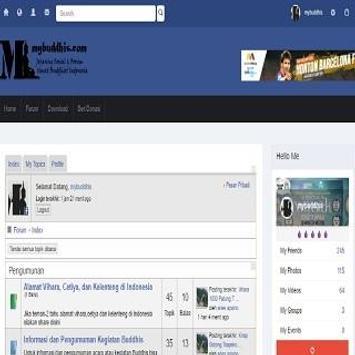 MyBuddhis.com apk screenshot