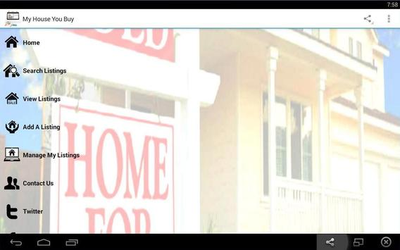 My House You Buy apk screenshot