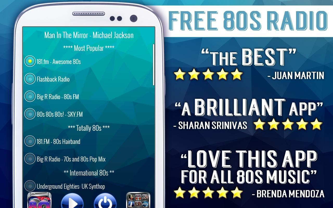 Free 80s Radio for Android - APK Download