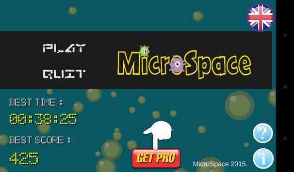 MicroSpace-Free poster