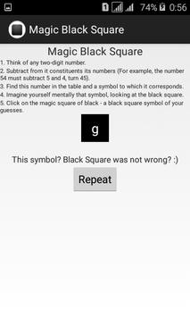 Magic black square apk download free puzzle game for android magic black square poster magic black square apk screenshot solutioingenieria Gallery