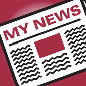 My News ... On the Go icon