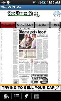 My News ... On the Go apk screenshot