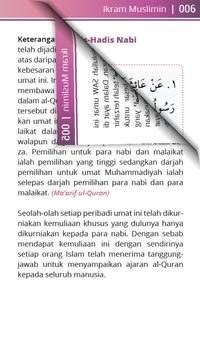 Ikram Muslimin - Muntakhab Ahadis apk screenshot
