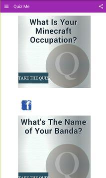 Quiz Me poster