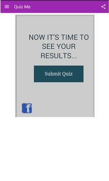 Quiz Me apk screenshot