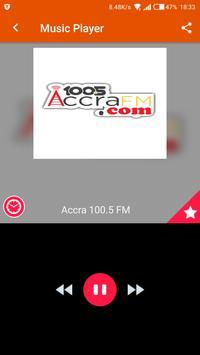 MyTuneIn.Com - Ghana Radio Stations screenshot 5