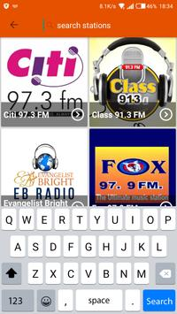 MyTuneIn.Com - Ghana Radio Stations screenshot 6