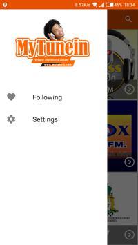 MyTuneIn.Com - Ghana Radio Stations screenshot 19