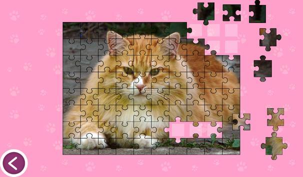Cats - Jigsaw Puzzles screenshot 7