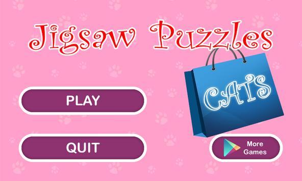 Cats - Jigsaw Puzzles screenshot 5