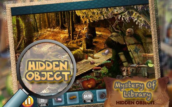 New Free Hidden Object Games : Crime Investigation poster