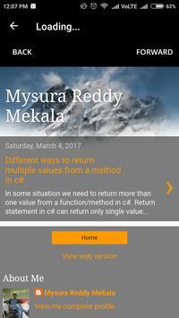Mysura Reddy Mekala apk screenshot
