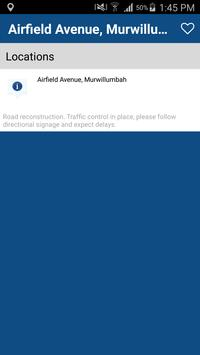 MyRoadInfo apk screenshot