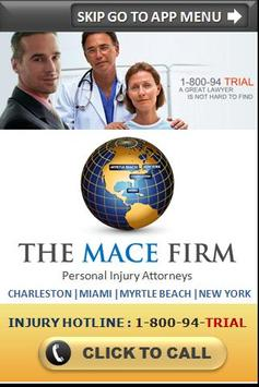 The Mace Firm Accident App poster