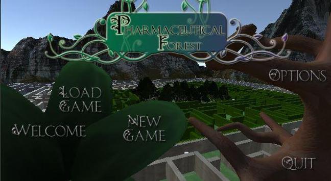 PharmaceuticalForest apk screenshot