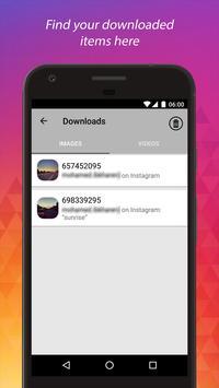 Photo and Video Downloader HD screenshot 5