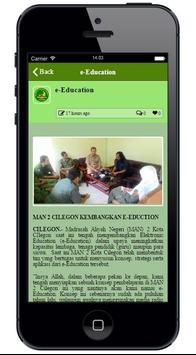 MAN 2 Cilegon apk screenshot