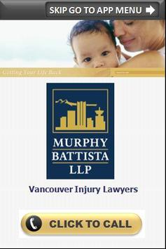 Accident App Murphy Battista poster