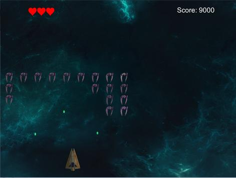 Space Defender screenshot 1
