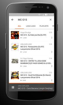 MC G15 Full Songs apk screenshot