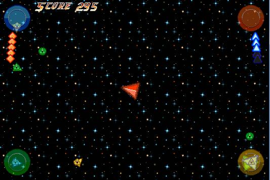 Panic! Panic! Hyper Megaspace apk screenshot