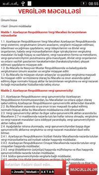 LAW CODES COLLECTION of Az.Rep apk screenshot