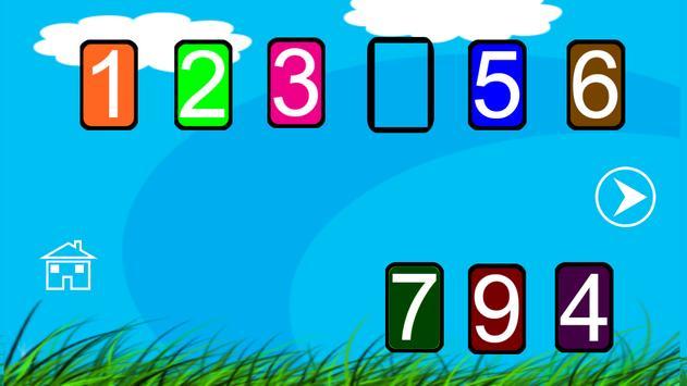 Çocuklar İçin Sayılar screenshot 4