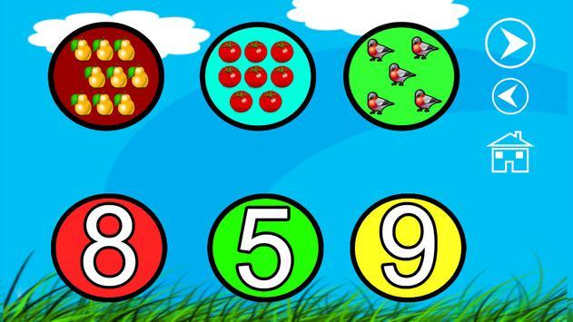 Çocuklar İçin Sayılar screenshot 7