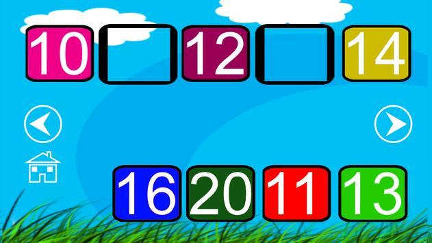 Çocuklar İçin Sayılar screenshot 13