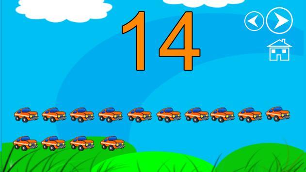 Çocuklar İçin Sayılar screenshot 11