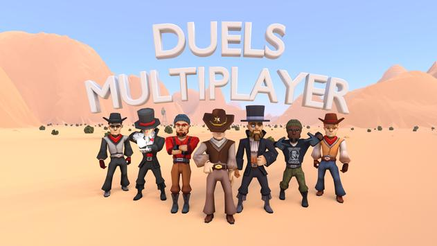 Duels - Multiplayer poster
