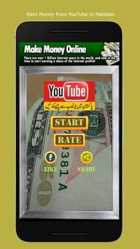 Youtube Earning Course in Urdu poster