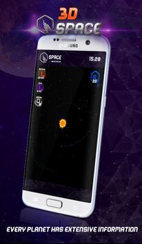Space - 3D Solar system apk screenshot