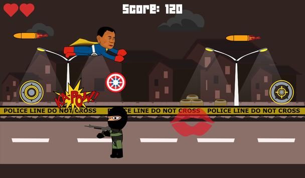 Duterte Game screenshot 2