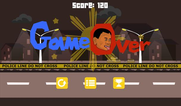 Duterte Game screenshot 3