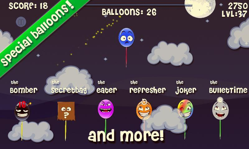 Crusher Balloons 3