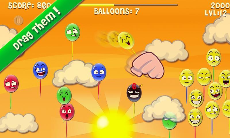 Crusher Balloons 4