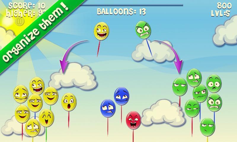 Crusher Balloons 2