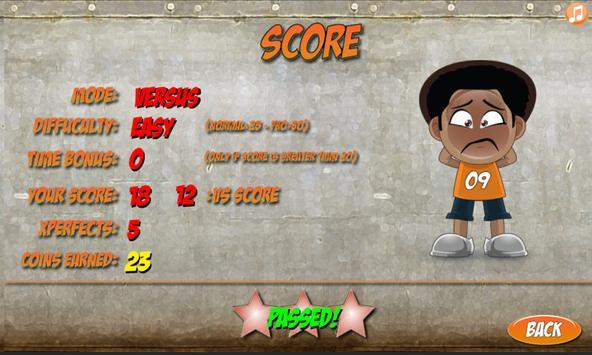 Super Basket 3D Pro apk screenshot